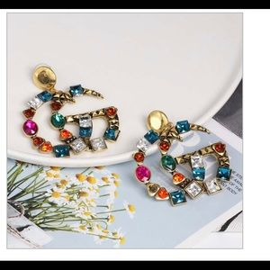 Accessories - Multicolor Fashion earrings